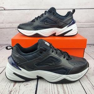 New Nike M2K Tekno Mens Black White Sneakers